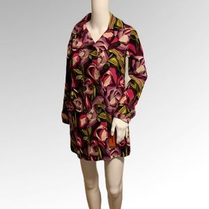 Host Pick Missoni Floral Trench Coat (x Target)